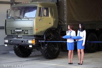 Камаз захватил половину российского рынка журнал спецтехника и коммерческий транспорт