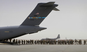 APTOPIX Afghanistan US Troops Withdrawal