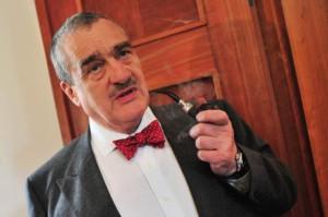 Karel Schwarzenberg, hlasovani o Lisabonske smlouve, Senat PCR.