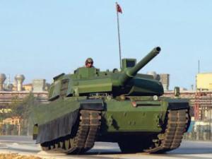 ?lk milli tank Altay