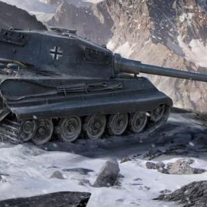 Огромный немецкий «Королевский тигр» оказался ошибкой