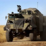 СМИ узнали о планах украинцев купить бронемашины Saxon