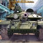 Украина аннулировала контракт с Конго на поставку танков Т-64БМ1М