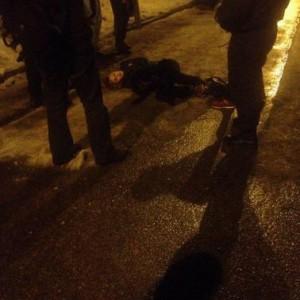 В Харькове возле здания суда произошел взрыв, есть раненые