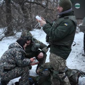 ОБСЕ нашла доказательства отравления киборгов газовой атакой