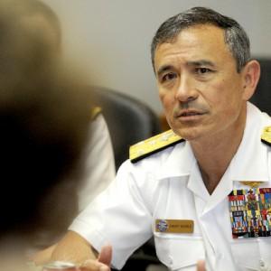 Адмирал Гаррис предупредил Пекин