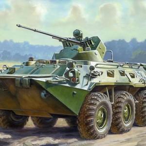 БТР-80 - бронетранспортёр