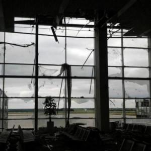 Донецкий аэропорт, 14.00, 16 января
