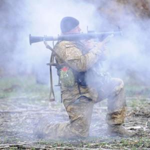 По периметру Дебальцевского плацдарма идут артиллерийские дуэли