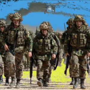 """""""Чтобы свои гордились, а чужие боялись"""", - десантники 25-й бригады занимаются спортом в зоне проведения АТО - Цензор.НЕТ 6268"""