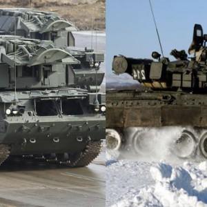 Идентификация сил вторжения: Т-80 на границе и Тор-М2 в Шахтерске