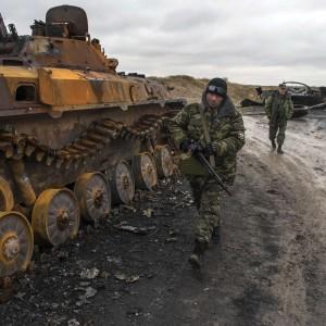 Террористы перебрасывают на Дебальцевский плацдарм все новые силы