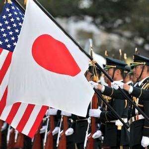 США и Япония планируют подписать новый военный договор
