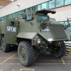 Украина приняла военные машины США