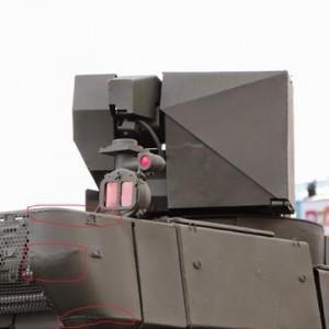 Хваленные российские танки «Армата» оказались картонными