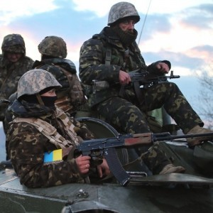 Ситуация на Донбассе остается напряженной. По всем направлениям боевики вели огонь из запрещенного вооружения, - пресс-центр АТО