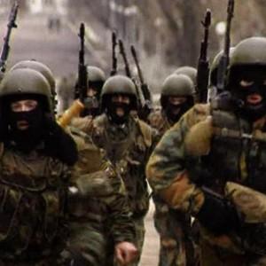 В плен под Счастьем попали бойцы тольяттинского спецназа ГРУ
