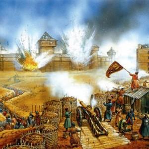 Осада Казани