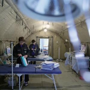 Особенности приточно-вытяжной вентиляции в военных госпиталях