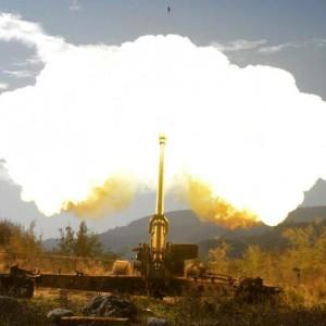 По российской авиабазе Хмеймим в Сирии нанесен артиллерийский удар (Видео)
