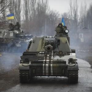 Это не АТО, а война. Читатели западных стран убеждены, что с украинской армией воюют не террористы