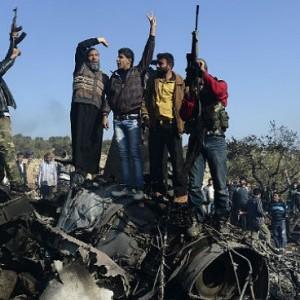 Сирия превращается в Афганистан
