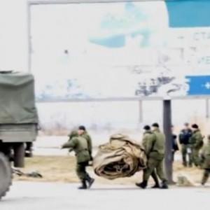 Армия РФ не может без грабежа