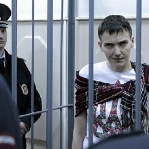 Эмоциональный спич Савченко на судилище в России