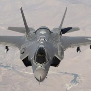 Американский истребитель пятого поколения F-35