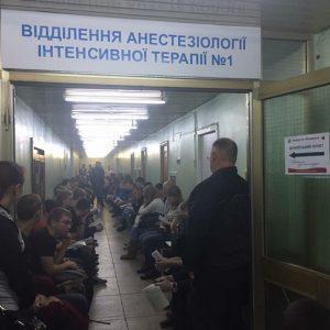 Сети взорвали фото с донорами крови для АТОшников в Днипре