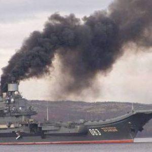 Чем опасен российский авианосец в Сирии