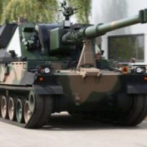 Новая разработка — 155-мм гаубица