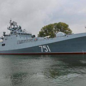 Российский флот продолжает смешить мир