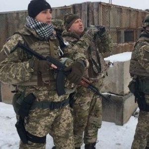Украинская армия продвинулась в перед вблизи Дебальцево
