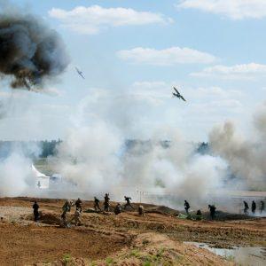 Войска Путина возле границ Украины