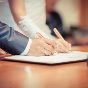 Зачем нужно регистрировать брак