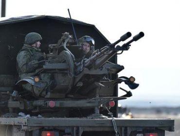 В вооруженных силах РФ продолжаются контрольные проверки
