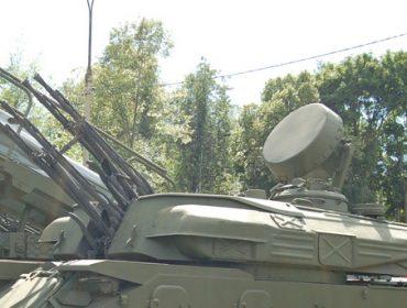 Российские Т-72 и «Шилки» готовились «косить» боевиков на границе с Афганом