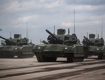 УВЗ поставит военным опытную партию «Армат» в установленные госконтрактом сроки — глава концерна