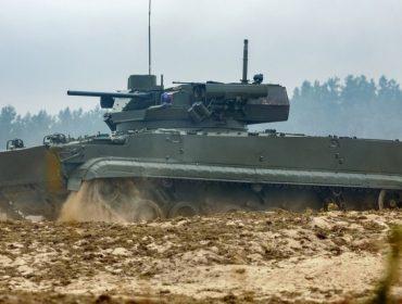Боевая машина пехоты Б-19